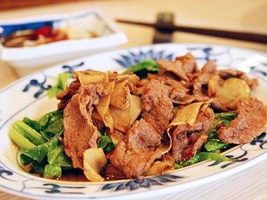 台南羊肉專賣店