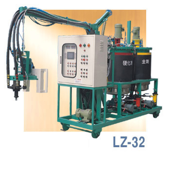 【金屬板成型機】 PU灌注機 LZ-32
