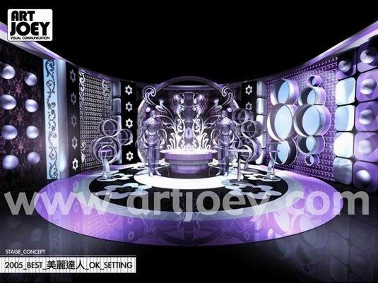 演唱会舞台设计-乔婕视觉设计有限公司-策划设计