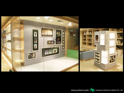 商业空间与展场橱窗规划-玉马门创意设计有限公司