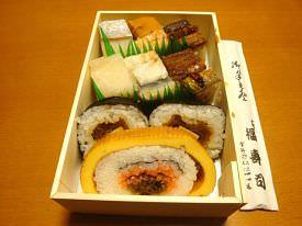 大阪-本福箱壽司