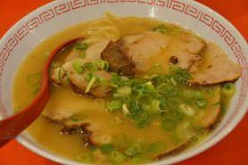 大阪-金龍拉麵