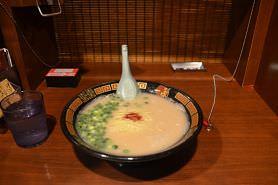 大阪-一蘭拉麵