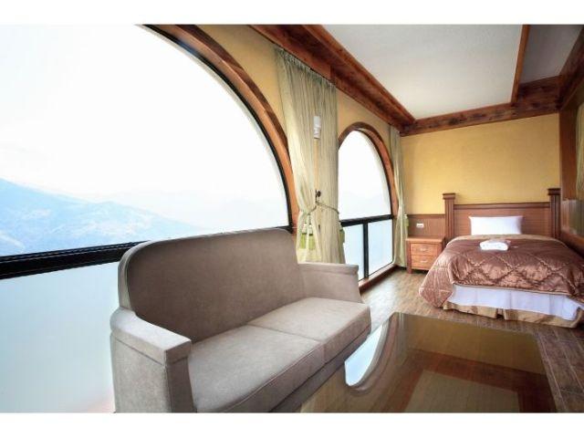 與山共枕景觀5人房