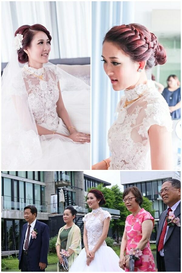 結婚午宴─新娘祕書