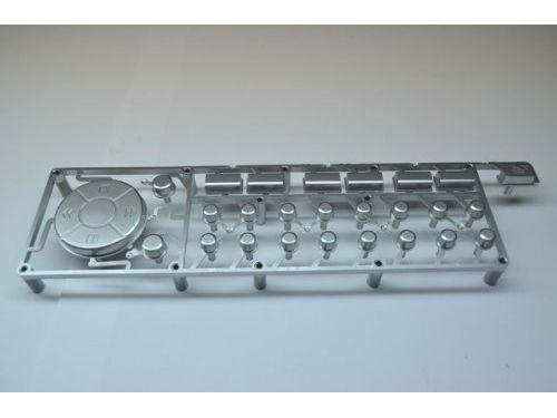 塑膠射出成型-鍵盤按鍵|MOZI