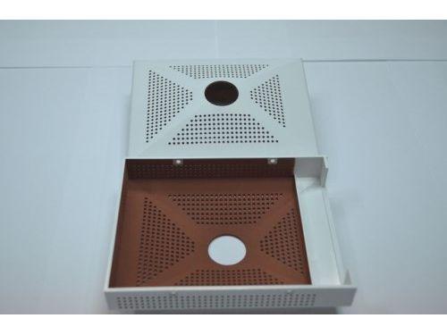 塑膠射出成型-ABS777E日本攝像上蓋|MOZI