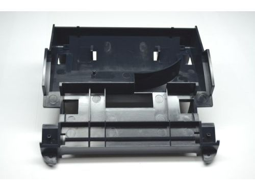 塑膠射出成型-條碼機主機座|MOZI