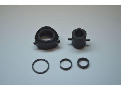 精密塑膠射出成型-光學鏡頭內部配件|MOZI