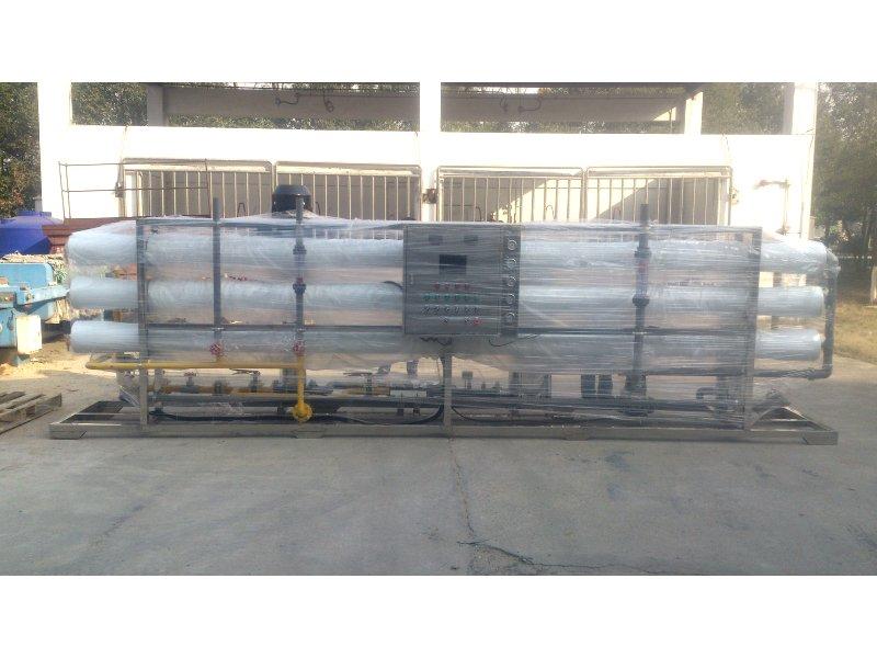 15吨每小时反渗透设备
