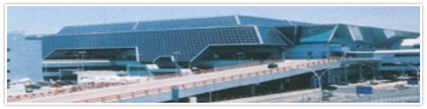 桃園國際機場各項系統工程