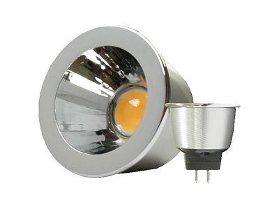 LED反射杯燈具