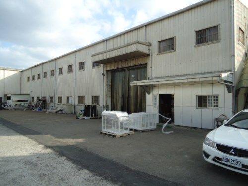 鋁擠型工廠廠房