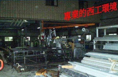 自動化鋁擠型工廠