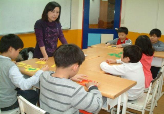 內湖兒童美語老師