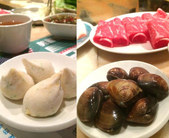 新鮮飽滿-大安區涮涮鍋