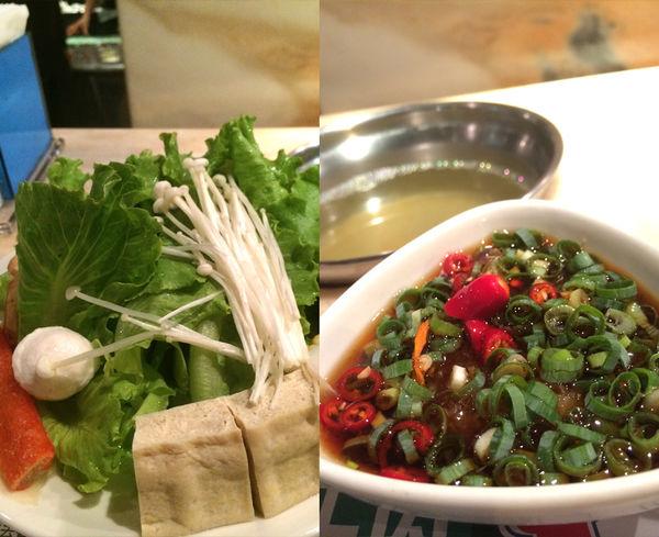 特殊醬料-大安區涮涮鍋