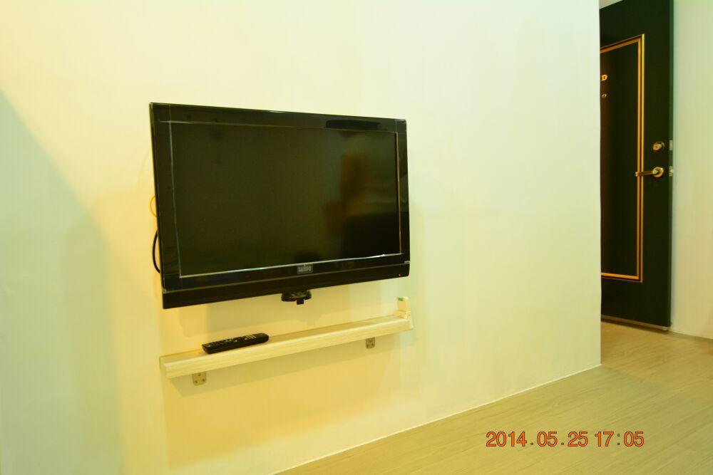 新竹竹科套房出租-電視橋及LED電視