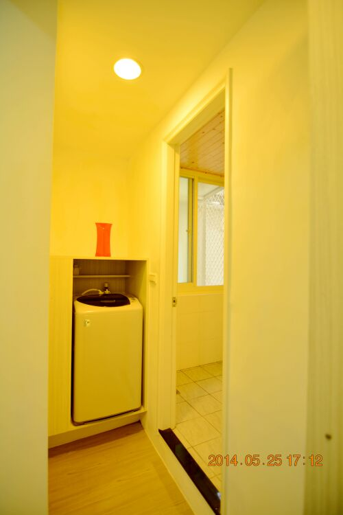 新竹竹科套房出租-洗衣機