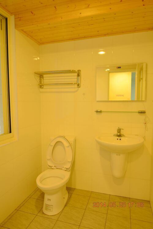 新竹竹科套房出租-衛浴