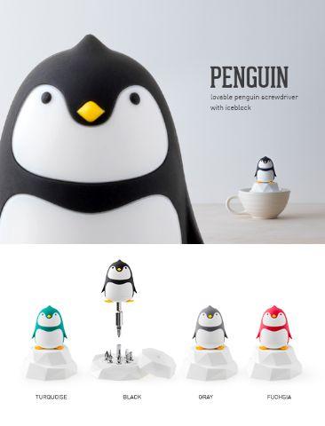 療癒系手工具-PenGuin 企鵝冰山款
