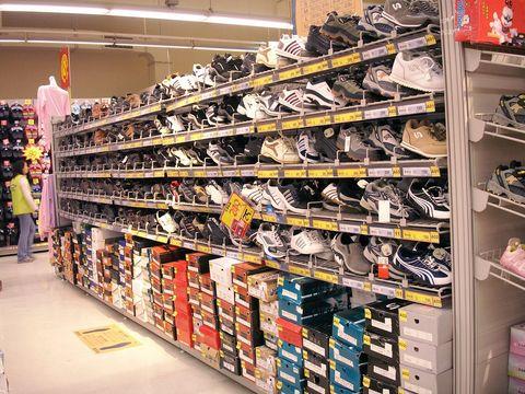 展示架推薦|鞋子陳列架