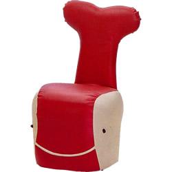 可愛鯨魚造型椅