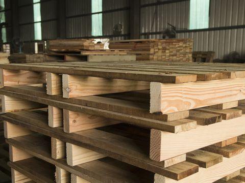桃園棧板木箱