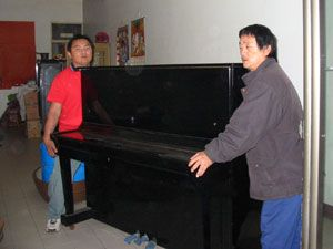 精緻搬家公司│鋼琴