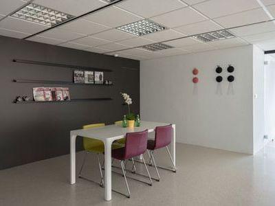 多功能洽谈区-禾郅室内设计有限公司