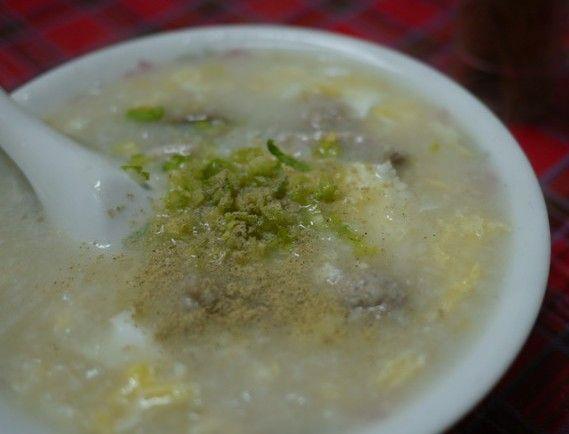 津味廣東稀粥