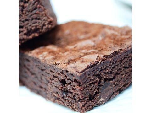 巧克力原味布朗尼