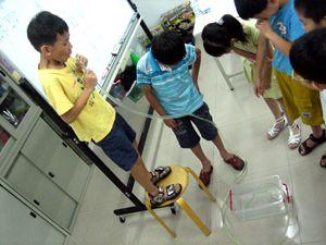 科學班-科學實驗DIY