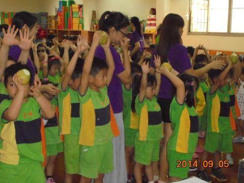 台南雙語幼兒園中秋節