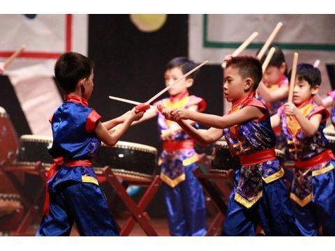 台南雙語幼兒園成果發表會