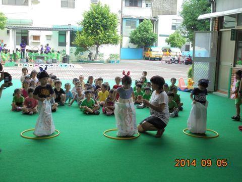 台南雙語幼兒園慶中秋
