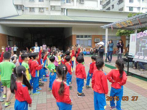 台南雙語幼兒園足球賽