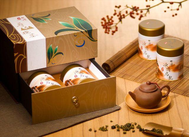 精緻高山茶禮盒