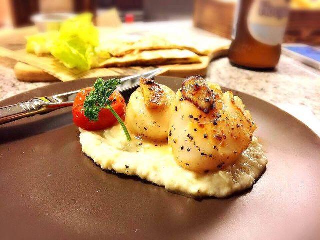 北海道大干貝佐白花菜