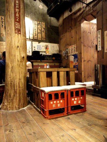 日式串燒料理