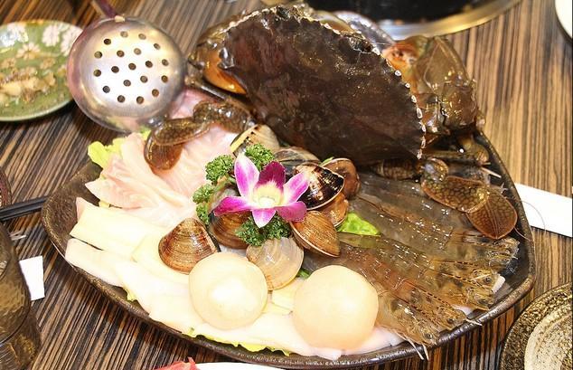 綜合海鮮盤