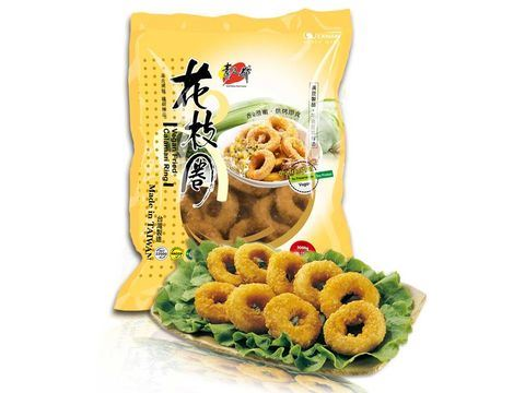 VEGAN FRIED SQUID RING