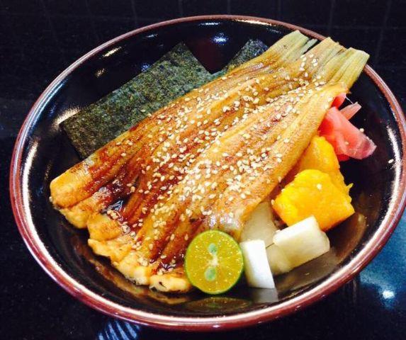 江戶川星鰻丼