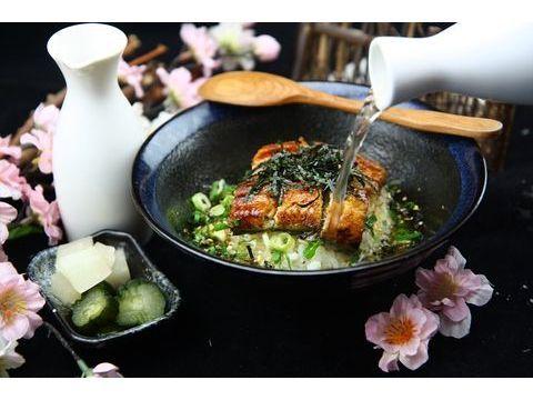 鰻魚茶漬丼