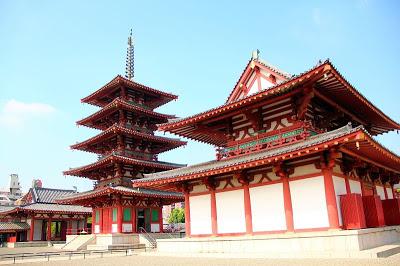 大阪自由行-四天王寺