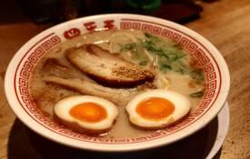 大阪-四天王拉麵