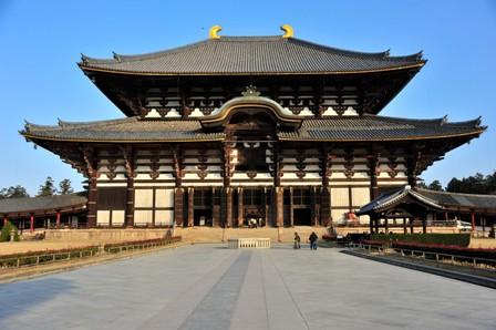 大阪自由行-東大寺