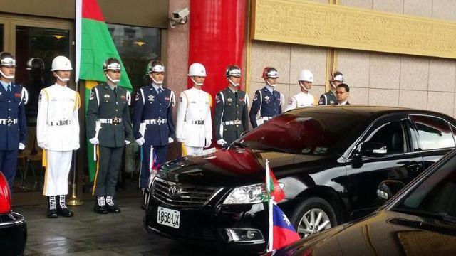 儀隊外交禮賓車-龍鑫