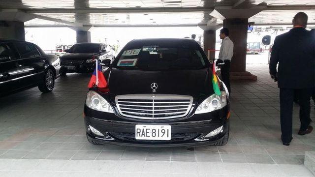 外交禮賓車-龍鑫