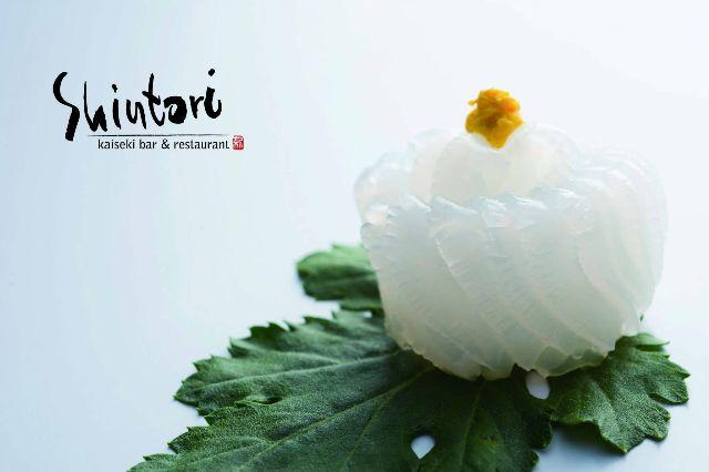 菊花切軟絲